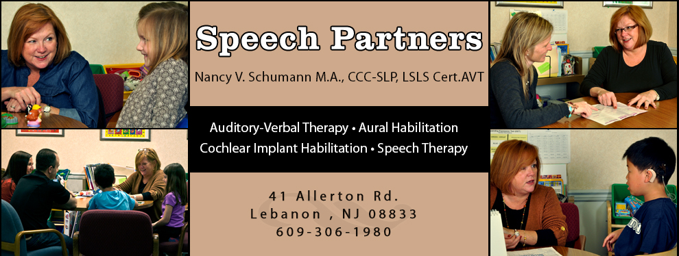 New Jersey Speech Therapist • Speech Language Pathologist
